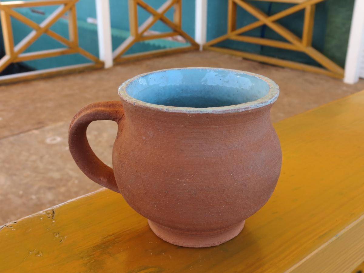 Изготовление керамических кружек